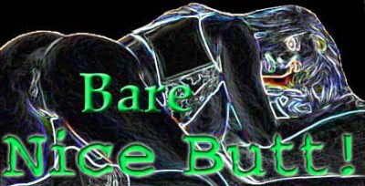Nice Butts: Beautiful and Bare Female Arses